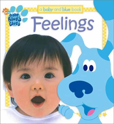 Feelings : A Baby and Blue Book