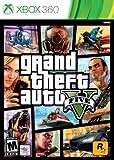 Grand Theft Auto V X360 - Xbox 360