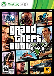 Grand Theft Auto V - Xbox 360 by Rockstar Games
