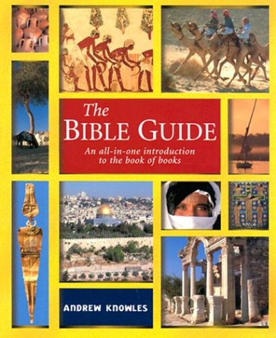 The Bible Guide: An All In One Introduction To The Book Of Books front-62563
