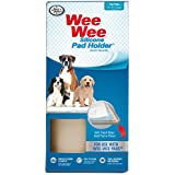 Four Paws Wee-Wee Silicone Dog House Breaking Pad Holder