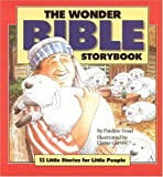 The WONDER BIBLE STORYBOOK HDCVR