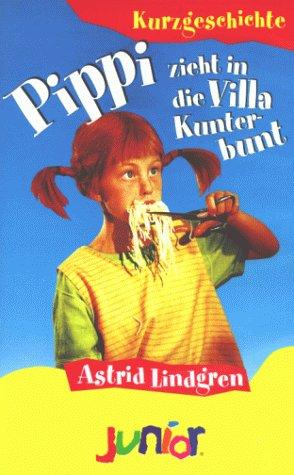 Pippi Langstrumpf - (1) Pippi zieht in die Villa Kunterbunt [VHS]