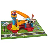 WinFun - Aeropuerto infantil Gogo Drivers (Colorbaby 40944)