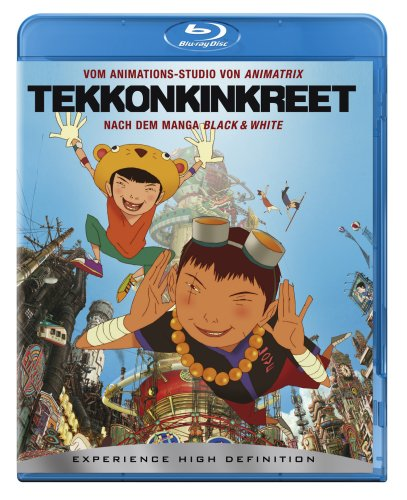 ����������� / Tekkon Kinkurito (2006) BDRip | DUB