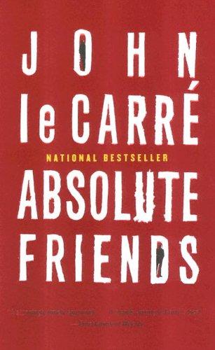 Absolute Friends, JOHN LE CARRE