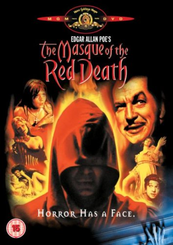 Masque Of The Red Death [DVD]