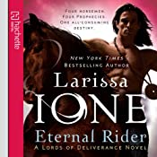 Eternal Rider: Lords of Deliverance, Book 1 | Larissa Ione