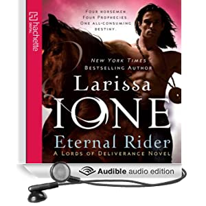 Eternal Rider: Lords of Deliverance, Book 1 (Unabridged)