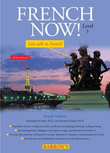 French Now! Level 1 with Audio Compact Discs