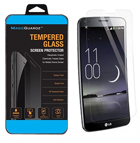 Premium Real Tempered Glass Film Screen Protector for LG G FLEX