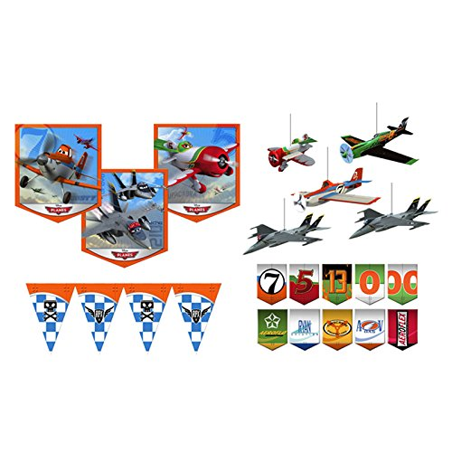 Hallmark - Disney Planes Room Transformation Kit - 1