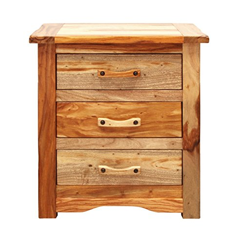 Two Tone Nightstand front-691892