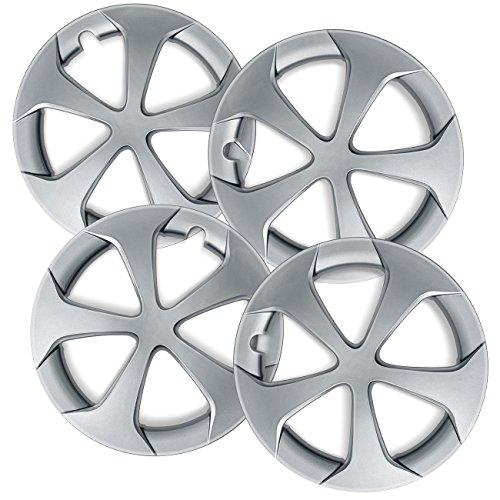 Hubcaps for Toyota Prius 2012-2015 Set of 4 Pack 15