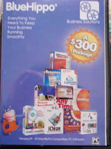 Business Solutions (Includes Set of 10 Software