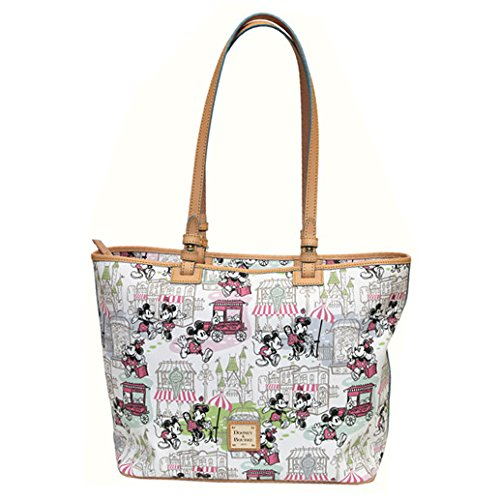 dooney-bourke-original-and-genuine-disney-e489t-downtown-mickey-shopper-designer-tote-bag