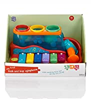 My First Bash & Pop Xylophone Toy