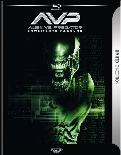 Alien vs. Predator (Limited Cinedition) [Blu-ray]