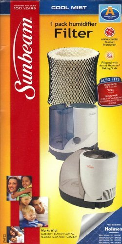 Sunbeam Cool Mist Humidifier Filter Model SWF62 - 1