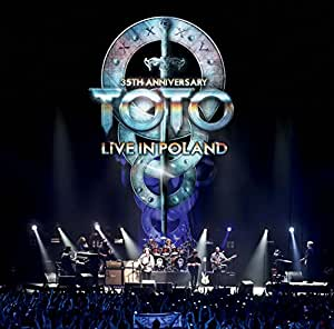 Toto 35th Anniversary Tour. Live from Poland [(+BLU-RAY+2CD)]