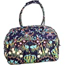 Amy Butler Take Flight Carry On Bagfuschia Tree Navyone Size