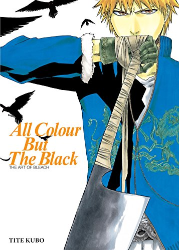 The Art Of Bleach All Colour But The Bl