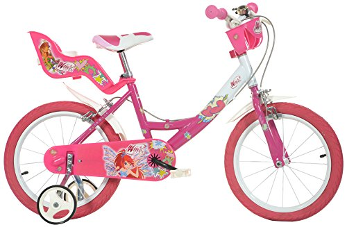 Dino Bikes 164 R-WXA - Winx Bicicletta, 16 Pollici