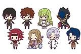 ラバーストラップコレクション コードギアス 反逆のルルーシュ STAGE.1 (キャラクター雑貨) BOX