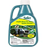 Safer Brand 5163 Caterpillar Killer II Concentrate, 16 oz
