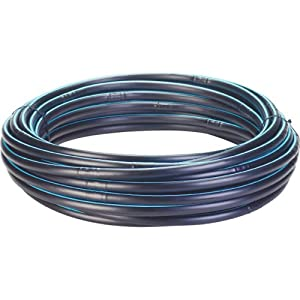 Toro Toro 53618 Blue Stripe Drip 1/2-Inch Hose with Emitters, 100-Feet