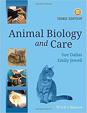 Animal Biology and Care written by Sue Dallas