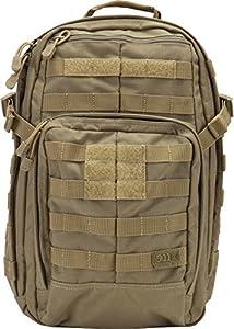 5.11 Tactical Rush12TM Backpack Rucksack - 328 Sandstone