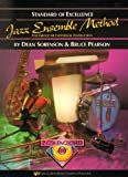 img - for W31XB1 - Standard of Excellence Jazz Ensemble Method: 1st Tenor Saxophone book / textbook / text book