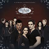 The Twilight Saga 2015 Premium Wall Calendar
