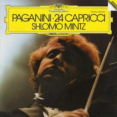 Shlomo Mintz - 24 Capricci - Zortam Music