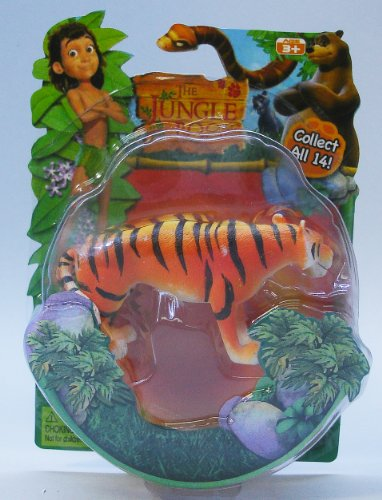 "Jungle Book 3"" Figurine - Shere Khan - 1"