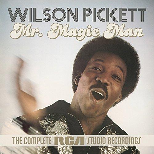 Wilson Pickett - Mr. Magic Man The Complete RCA Studio Recordings-2CD-2015-DDS Download
