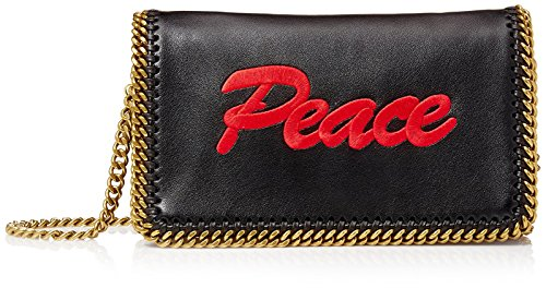 Stella-McCartney-Womens-Peace-Cross-Body-Black
