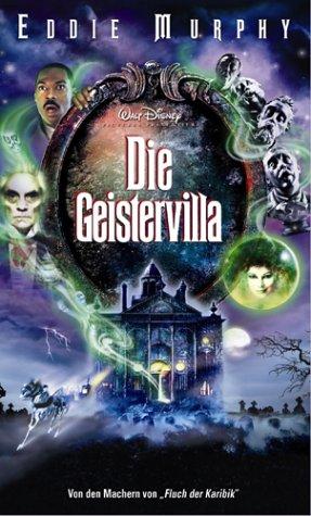 Die Geistervilla [VHS]