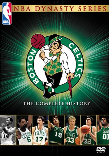 NBAダイナスティシリーズ / ヒストリー・オブ・ボストン・セルティックス コレクターズ・ボックス [DVD]