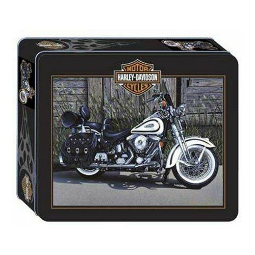FX Schmidt Harley Davidson Spring Fever 1000 Piece Jigsaw Puzzle