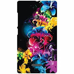 Design Worlds Nokia XL RM-1030/RM-1042 Back Cover - Designer Case and Covers