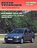 echange, troc Collectif - Revue technique de l'Automobile N° 595.1 : Alfa 145, 146