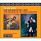 echange, troc Celine Dion - The Colour Of My Love - The Colour Of My Love Concert