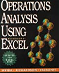 Operations Analysis Using Microsoft�...