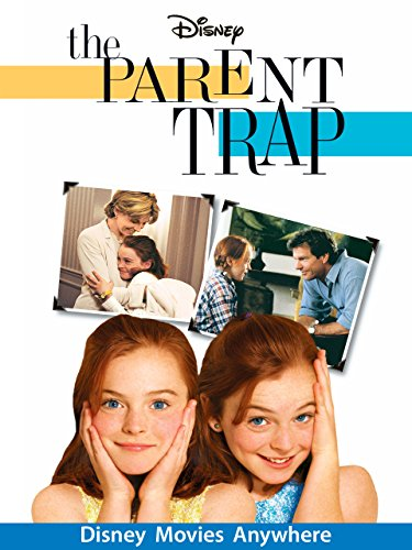 amazoncom the parent trap 1998 dennis quaid lindsay