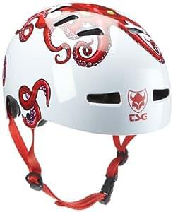 TSG Helm Helmet Kraken Graphic Design, weiss, 54-56cm, 750602-35-198