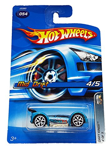 Hot Wheels Mid Drift 4/5 Drift Kings 2006 054