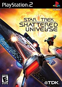 Star Trek: Shattered Universe - PlayStation 2