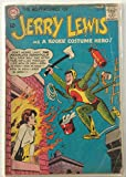 img - for The Adventures of Jerry Lewis as a Kookie Costume Hero! No. 84 book / textbook / text book